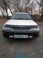 Mazda Bongo Friendee 1 поколение, минивэн 5 дв.